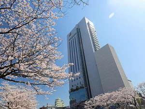 ホテル日航高知 旭ロイヤル 外観