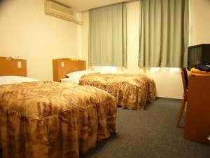 ビジネスホテル みづほ:カップル、ご夫婦にお勧めのツインルーム♪