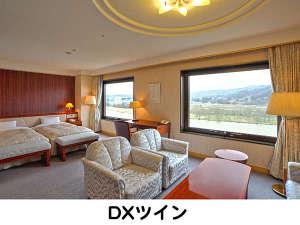 ホテルシティプラザ北上:広々46m2のより快適な空間で、優雅なひと時をお過ごしください。