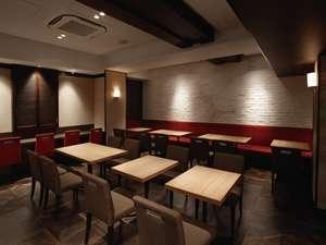 """日比谷シティホテル:レストラン""""パーシェ""""朝食もこちらです。"""
