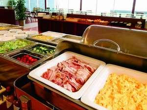 コンフォートホテル中部国際空港:カフェ スペリオーレで朝食を♪