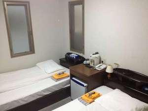 いかわ旅館:洋室
