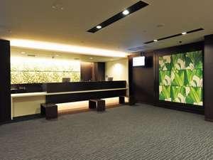 大阪空港ホテルフロント