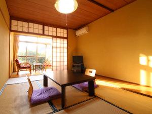 木立ちの中の宿 清流荘:【客室】和室6~10畳のお部屋をご人数に応じてご用意致します。