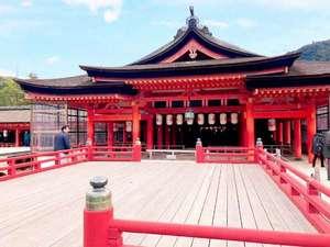 【宮島】広島と言えばやっぱり宮島!アクセスも便利です!!