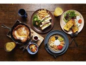 エスティネートホテル:オーダースタイルの朝食なので、できたてをお楽しみいただけます。