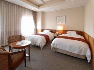 ホテルニューイタヤ:ほっと心安らぐベッドルーム