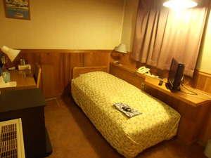 ビジネスホテルマスターチ:シングルAバス・トイレなし