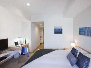 フレイザーレジデンス南海大阪:<スタジオ>28㎡の中に、キッチン、洗濯機つきのお部屋です。