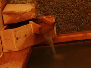 旅館 内田屋:温泉は24時間入浴可能♪お好きな時間に入っていただけます。