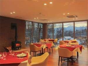 八ヶ岳わんわんパラダイス:レストラン『ラ・テラス』