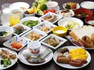 スプリングサニーホテル名古屋常滑:■2016年2月より朝食メニューが変更になりました