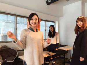 THE STAY SAPPORO:女性にも大人気