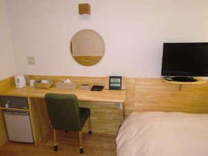 ecohotel SORA:シングル室内