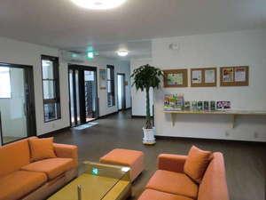 ecohotel SORA:ロビー