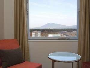 HOTEL BESTLAND(ホテルベストランド):北側のお部屋からは筑波山や日光連山、南側には富士山が望めます。人気のお部屋なので早めのご予約を!!