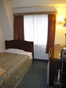 ホテルニューよりしろ:【WiFi・有線LAN接続全室無料!バス・トイレ、冷蔵庫、TV、電気ポット付】