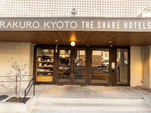 RAKURO 京都 by THE SHARE HOTELSの写真