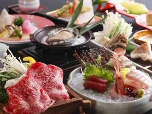 三朝館:【美味少量会席】山陰の美味い!を少しづつ♪ ※料理イメージ