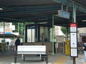 地下鉄本陣駅