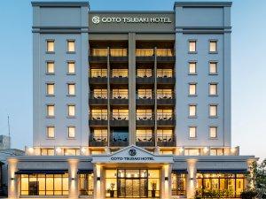 """GOTO TSUBAKI HOTEL """"五島灘をのぞむ宿"""""""