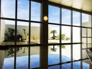 AJリゾートアイランド伊計島:伊計島温泉~黒潮の湯~(大浴場)