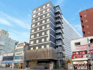 ホテルトレンド京橋駅前(2020年11月28日新築オープン)の写真