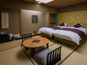 四季亭:ツインベット付客室【和室10畳】