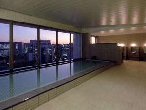 ホテルリソル博多:【14階最上階展望大浴場】