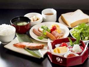 アパホテル<水戸駅前>:朝食御膳