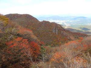 ペンション 草原の風:九重登山は醍醐味の一つ。