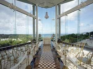 チャペル★ダイヤモンドオーシャン★大人気のリゾートウエディングをお考えなら一度ご覧下さい♪