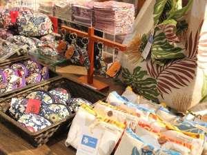 【KBC SHOP】バック、アクセサリー、かりゆしウェアや水着などお土産やプレゼントが豊富です。