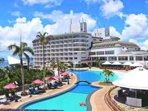 沖縄かりゆしビーチリゾート・オーシャンスパの写真