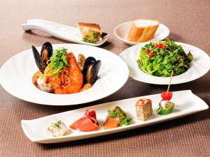 ホテルJALシティ羽田 東京:Cafe&Dining HARUHORO:宿泊者限定ディナー
