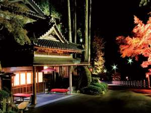 下呂温泉 湯之島館の写真