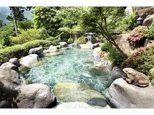 下呂温泉 湯之島館:山渓之湯