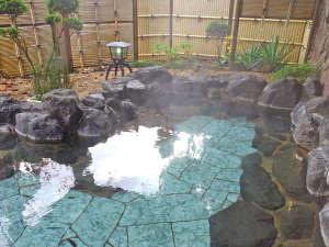 大平台温泉 箱根嶺南荘:*【露天風呂】大平台温泉は、箱根二十湯の一つに数えられている名湯です。
