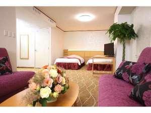 ホテルアウィーナ大阪:【レディースルーム】2015年ニューオープン!女性のお客様専用のお部屋タイプです。