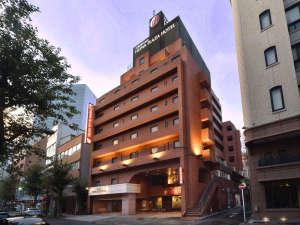 横浜平和プラザホテル 外観