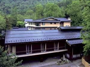 白骨温泉 白船荘新宅旅館の写真