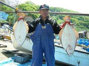 福宝館 漁師の宿:平目