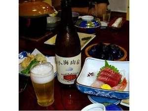 大沢山温泉 大沢舘:食事
