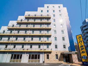 スーパーホテル東京・JR蒲田西口 高濃度人工炭酸泉 梅屋敷の湯の写真