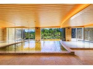 箱根・芦ノ湖 はなをり:棚湯(大浴場)