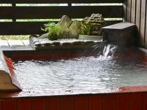 リゾートホテル ホワイトハウス:自慢の露天風呂