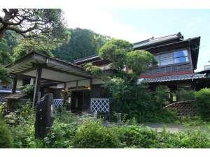 千人風呂 金谷旅館 日本一の総檜風呂の写真