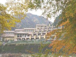 雙津峡(そうづきょう)温泉 錦パレスの写真