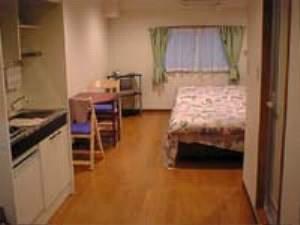 リースマンションパピヨン:Aタイプ洋室 約15畳