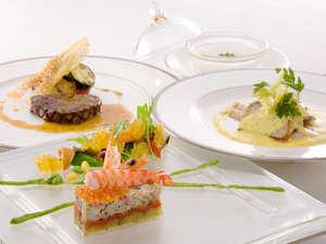 リーガロイヤルホテル広島:シャンボール お料理イメージ